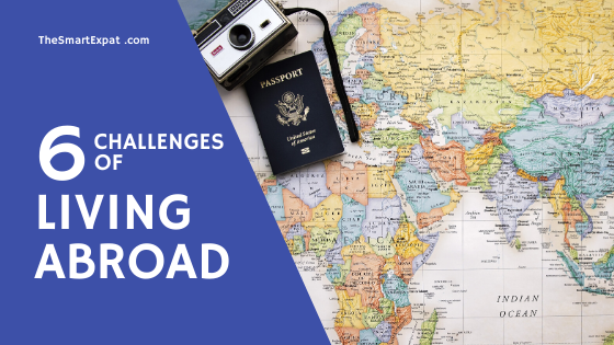 challenges of living abroad